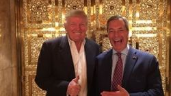 Farage incontra Trump: