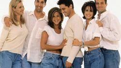 La scena di Friends che non avete mai