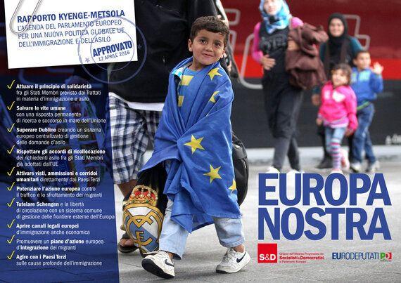 E il Parlamento europeo approva l'agenda