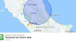 Anche stavolta Facebook attiva il Safety Check per il terremoto nel Centro