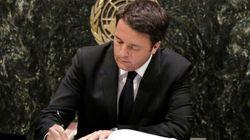 A New York 171 Paesi firmano l'accordo sul clima