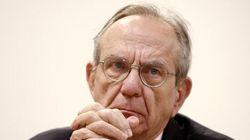 Padoan all'Ecofin fa muro contro la proposta tedesca sul tetto ai titoli di Stato nelle