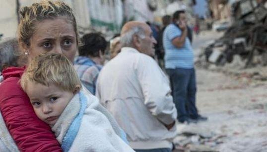Le foto del terremoto che ha devastato Amatrice, Accumoli, Arquata e Pescara del