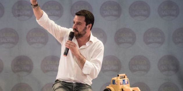 2 giugno, Matteo Salvini: