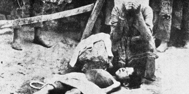 Genocidio armeni, un secolo fa il massacro di 1,5 milioni di innocenti che ora fa litigare Ankara e