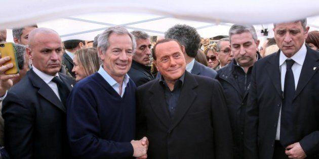 Silvio Berlusconi conferma il sostegno a Guido Bertolaso: