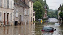 Alluvioni in Francia e Germania: almeno cinque