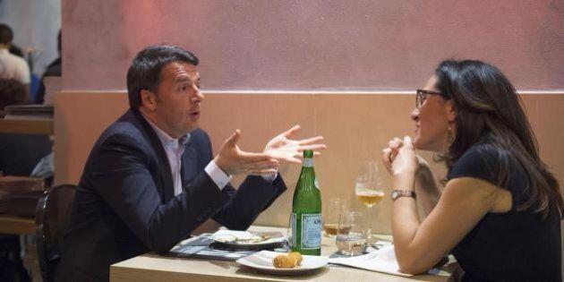 Amministrative 2016, Renzi a Napoli per non franare al primo