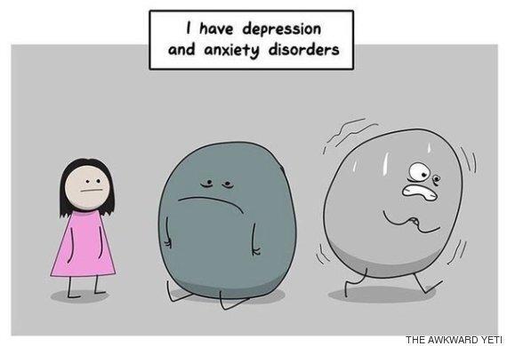 Incontri con qualcuno con depressione e ansia Tumblr