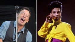 Il tributo del Boss a Prince: apre il concerto con