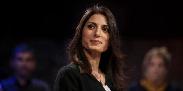 Virginia Raggi al Festival dell'Economia di Trento. La candidata M5s star inattesa della kermesse di...