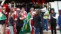 F1 Gp del Brasile: fiumi di acqua, fiumi di