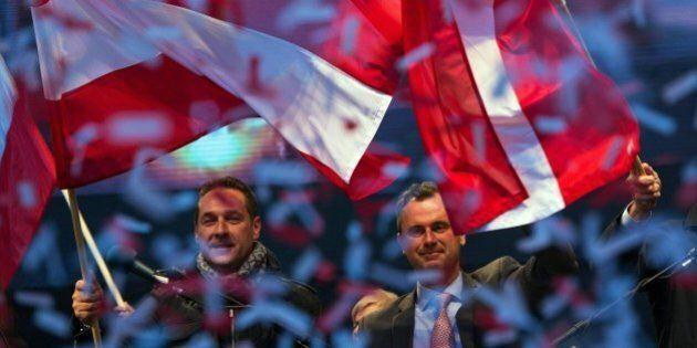 Presidenziali in Austria, al primo turno vince il partito di estrema destra Fpo. Avvertimento xenofobo...