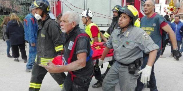 Terremoto, bimba morta ad Arquata del Tronto, la madre era scampata al terremoto