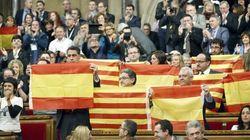 Adéu, Espanya. Il Parlamento della Catalogna approva l'inizio del processo di