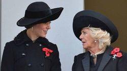 Sfida di eleganza tra Kate e Camilla al Remebrance Day, ma a vincere è sempre