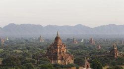 Violento terremoto in Myanmar, tremano le pagode della valle di