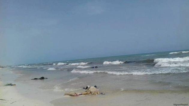 Barcone dall'Egitto naufraga a Creta. Decine di cadaveri di migranti sulle spiagge della