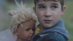 Una bambola e un tutù possono fare di un bambino un vero