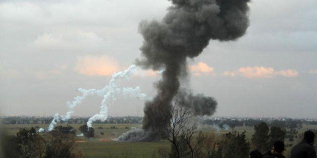 Libia chiede aiuto internazionale per proteggere i pozzi di petrolio. Colloquio telefonico Renzi Al Serraj....