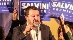 Salvini come Trump: sul web macina