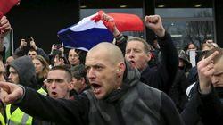Gli anti-islamici di Pegida manifestano in tutta Europa, scontri a