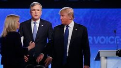 Jeb Bush attacca Donald Trump e lui sbotta:
