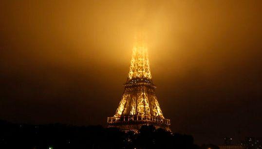 Il drammatico impatto dell'alluvione a Parigi in 10