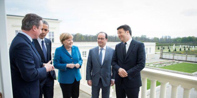 G5 Hannover, vertice su sicurezza e immigrazione. Renzi: