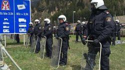 Mercoledì l'Austria presenta la barriera del