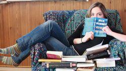 8 buoni motivi per cui è meglio leggere un libro (vero)
