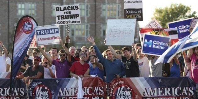 Trump, la verità dei numeri: non c'è stata