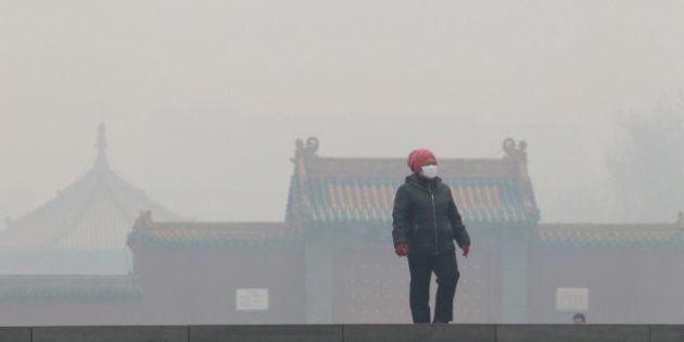Cina inquinamento record. A Shenyang è l'apocalisse: livelli di polveri fini 56 volte superiori il livello...