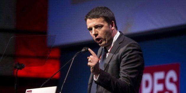 Il prof. Matteo Renzi non si imbarazza per verdiniani e cuffariani: