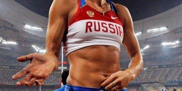 Doping, Andrea Di Nino (staff Russia):