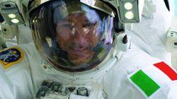 Il libro che ci porta nello spazio. Luca Parmitano racconta il suo viaggio in