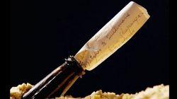 Ritrovato il messaggio in bottiglia più antico del mondo