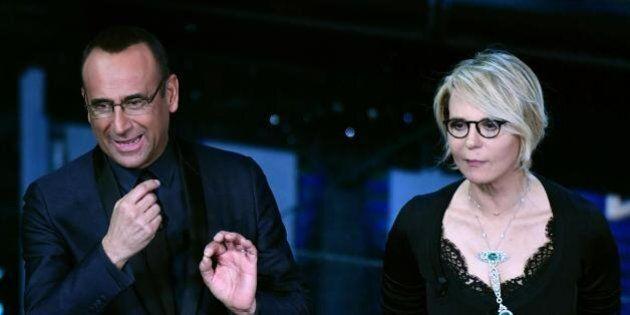 Totti show all'Ariston. Robbie Williams bacia Maria. Crozza invita gli italiani a fare più figli.