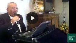 Vittorio Casamonica canta