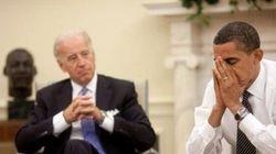 Le amare riflessioni di Jon Biden e Obama divertono tutti (ma non