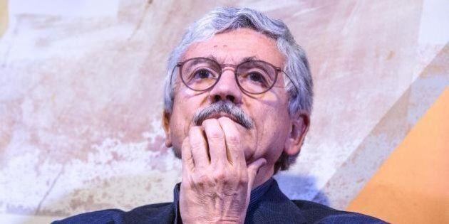 Massimo D'Alema dice no alla scissione nel Pd e al voto anticipato.