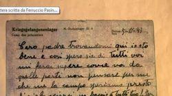 La lettera di Ferruccio, deportato nel 1945, arriva alla famiglia dopo 72