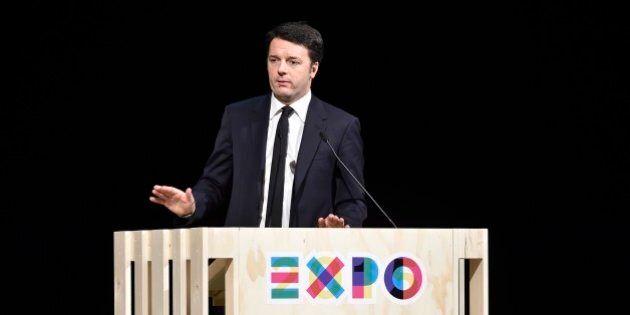 Post-Expo, Matteo Renzi a Milano: