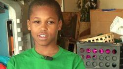 A 10 anni inventa un dispositivo che può salvare la vita dei bambini dimenticati in