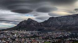 Città del Capo invasa dalle