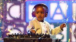 Ha 3 anni, fa il Dj e ha vinto Sudafrica Got