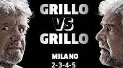 Grillo torna con un nuovo show a teatro e lancia l'offensiva sulle