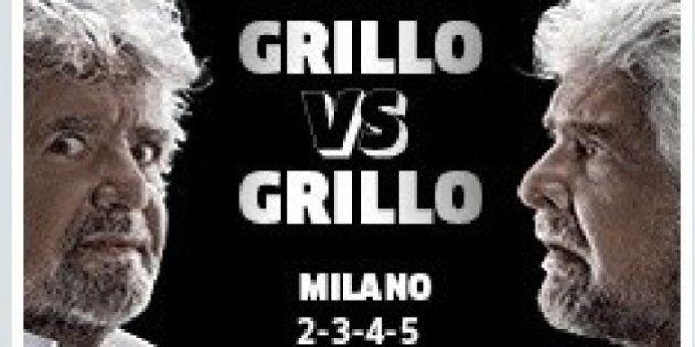 Beppe Grillo torna in teatro: a febbraio 2016 sarà a Roma e Milano. L'offensiva prima delle elezioni
