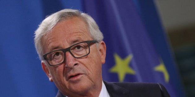 "Brexit, Juncker teme: ""No deal un rischio reale"""