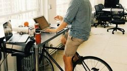 Questa invenzione potrebbe rivoluzionare la vita (e la salute) in ufficio